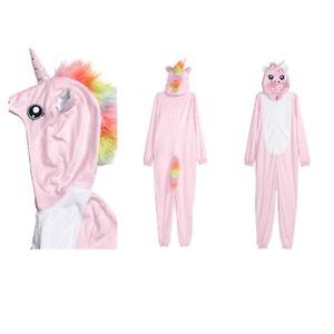 Unicorn onesie (like new condition)